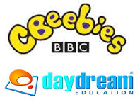 CBeebies and Day Dream Education Logos